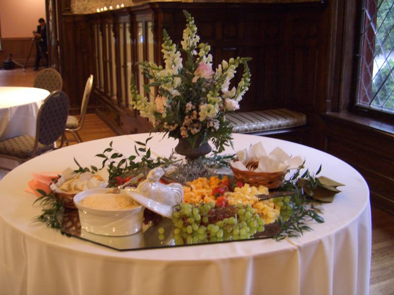 Wedding Reception Food that is Easy | eHow.com